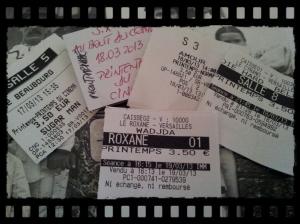 Bilete-filme